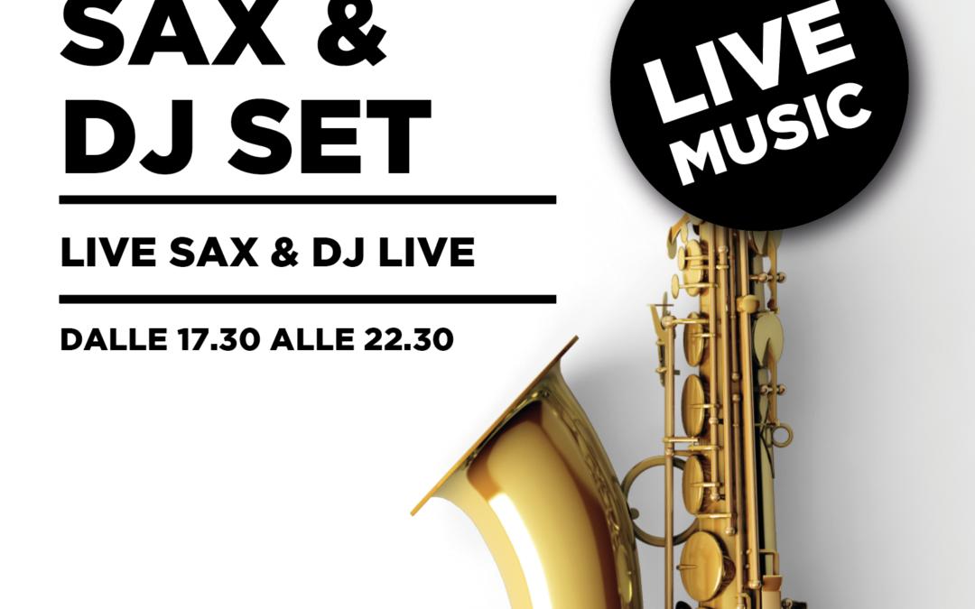 SAX & DJ SET
